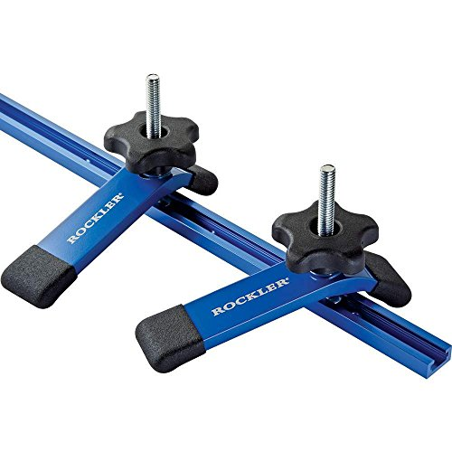 Rockler Auto-Lock T-Track Hold Down Clamp – GniDare