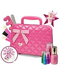 Kids Makeup Kit for Girl with Makeup Remover   Washable & Non Toxic