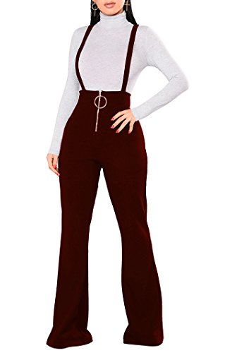 2fa9e5055b2 Elegant ladies solid backless full length club party one piece jumpsuits  playsuits outfit clubwear. Free shipping