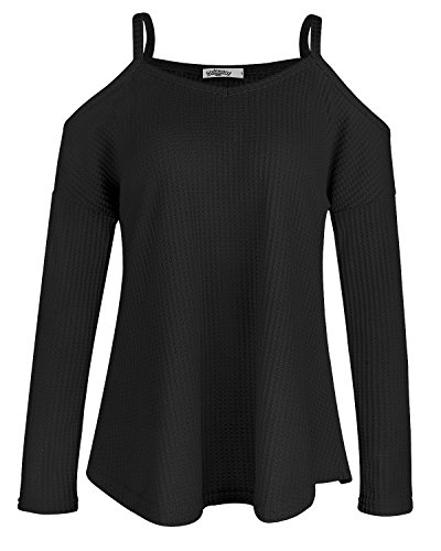 Loose baggy off shoulder plain basic long sleeve knitted jumper. Easy to  match with your dresses 04a17a21d