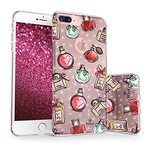TrueColor Case Compatible with iPhone 7 Plus iPhone 8 Plus Glitter ... 12fae9af1696