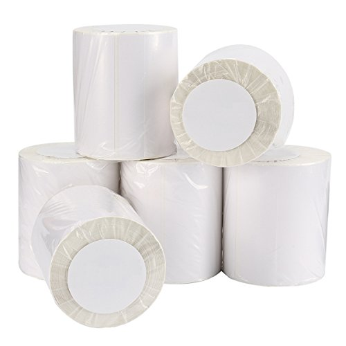 iMBAPrice – 1 Roll of 450 USA 4×6 Direct Thermal Labels for